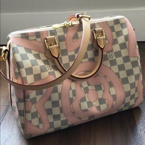 Louis Vuitton tahitienne speedy
